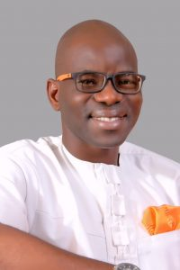 Jide Adeyemi, Chief Brand Strategist, Big and Bold Communications Limited