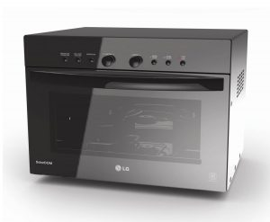 LG lightwavw oven