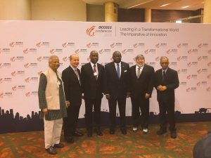 Herbert Wigwe, Akinwunmi Ambode, Steve Wozniak and others
