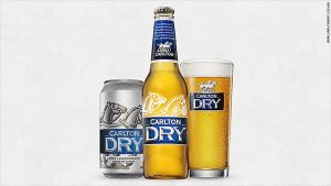 Carlton Dry currently being withdrawn from the market
