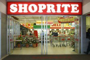 Shoprite store in Lagos