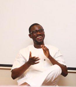 Ayeni....champions Nigeria PR Report