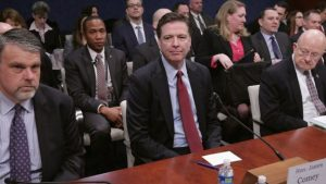 FBI Director James Comey called fight with Apple 'hardest question' he has dealt with in government