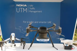 drone embedded with lte dongle