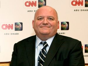 Tony Maddox, Executive Vice President and Managing Director of CNN International,