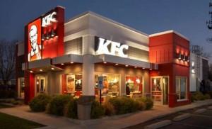 first KFC open in Iran