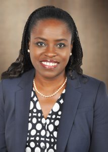 Sade Morgan, New Head Legal and Communication, Nigerian Bottling Comppany