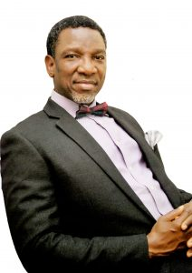 Segun McMedal, Chairman, Lagos NIPR- 789marketing